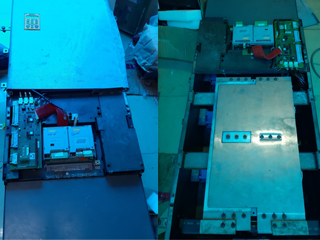 biến tần parker AC690 -250Kw