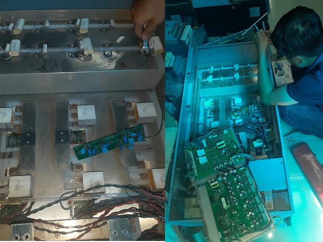 biến tần Parker AC10- 250KW